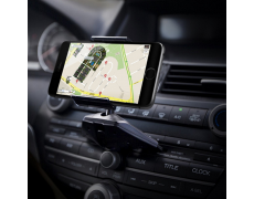 Car CD Slot Mount Mobile Holder Stand For Any Phone - (P001A)